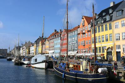 Dänemark Nyhavn