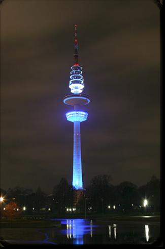 Bild vom Fernsehturm
