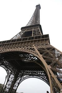 Frankreich Eiffelturm