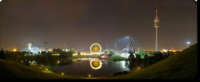 Bild vom Olympiapark